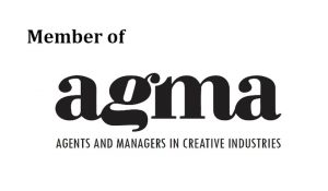 Kook Management toimii luovien alojen agenttina ja agentti on AGMAn ( Agents and Managers in creative industries ) jäsen.