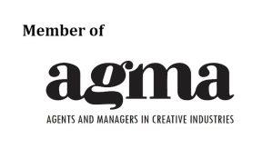 Kook Management toimii luovien alojen agenttina ja agentti on AGMAn ( Agents and Managers in creative industries ) jäsen.