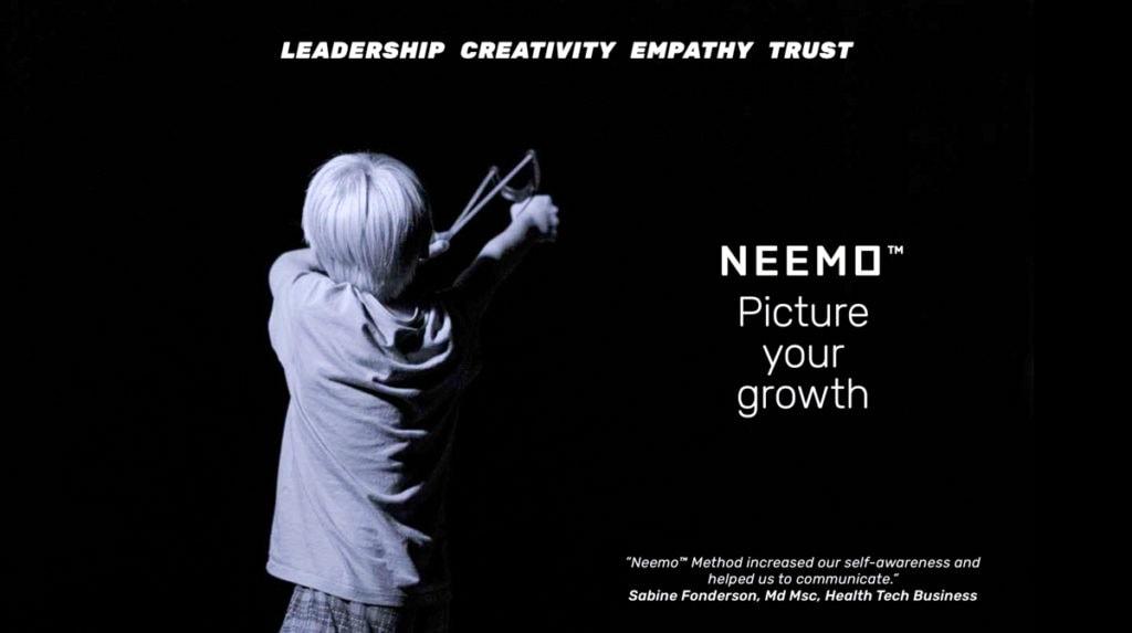 Neemo Method - Picture your growth -työpajat kehittävät organisaatio- ja henkilöstön johtoa nopeasti ja vaikuttavasti.