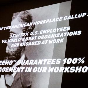 neemomethod on uusi fasilitointi työkalu yrityksen johdolle. henkilöstöjohtaminen saa Neemosta työkalun kehittää tulevaisuuden työelämän taitoja #futureofwork.