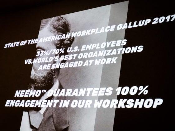 neemo method on uusi fasilitointi työkalu yrityksen johdolle. henkilöstöjohtaminen saa Neemosta työkalun kehittää tulevaisuuden työelämän taitoja #futureofwork. - Copyright 2020 Kook Management - All Rights Reserved