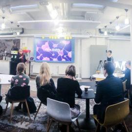 """Organisaation kehittäminen kiinnostaa suuryrityksiä ja Suomens parhaista työpaikoiksi pyrkiviä """" Best place to work """" -yrityksiä"""