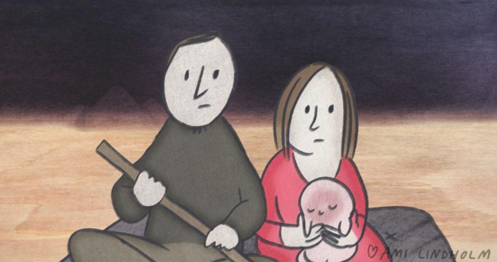 Tapahtuman livekuvitus ja kuvittaminen on. Nyt aiheena Parisuhde. Kuvittaja Ami Lindholm on erikoistunut perheen, vanhemmuuden ja parisuhteen kuvittamiseen.